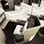 Business class? All the way.