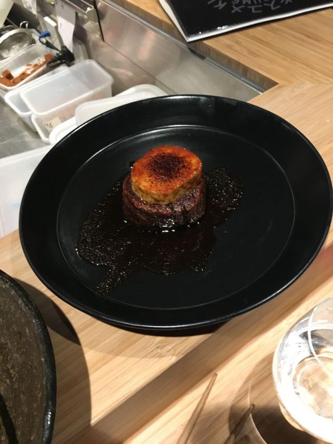 Foie gras Filet